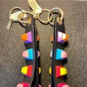 Victoria Secret Key Fob or for a Wristlet Strap